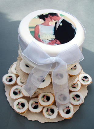 Cake Images Edible : Edible Cake Images - by Weddings Of Love